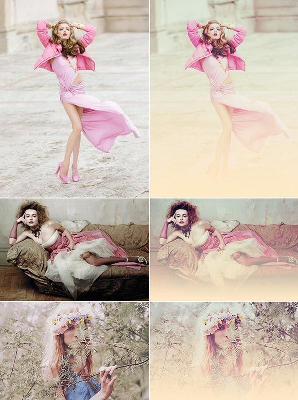 Amazing photoshop actions for photo effects Free Best Photoshop Actions For Vintage, Retro & Wedding Photography Effects