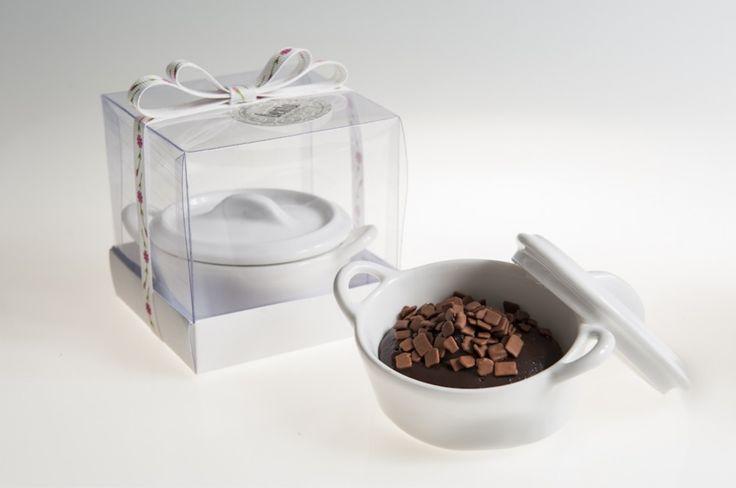Brigadeiro - lembrancinha - chá de panela