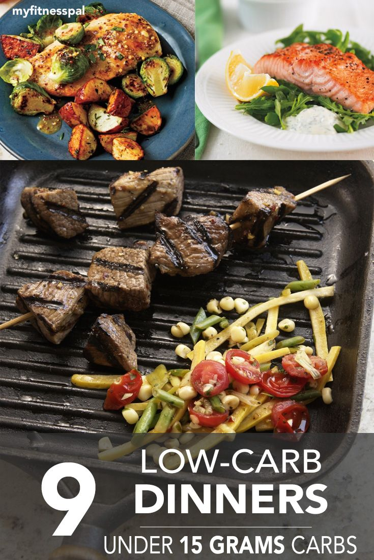 9 Low-Carb Dinners Under 15 Grams of Carbs ‹ Hello Healthy