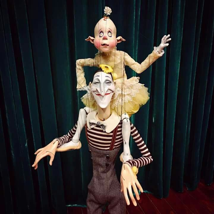 2083 Best Images About Puppetry: 2222 Best Puppet, Muppet & Marionnette Images On Pinterest
