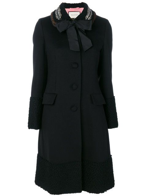 GUCCI Single Breasted Coat. #gucci #cloth #coat