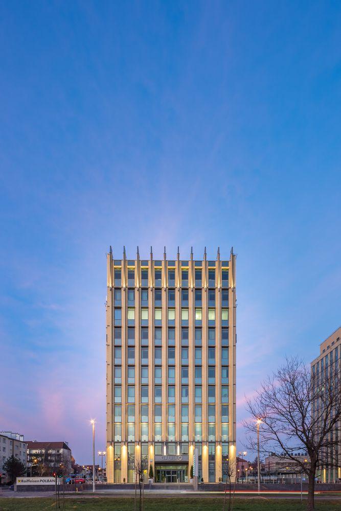 GTC – Biuro Architektoniczne DDJM, Bartosz Kutniowski Fotografia Architektury #fotografiaarchitektury #architecturephotogtaphy #fotografia #architektura #kraków #polska #gtc #galileo #ddjm