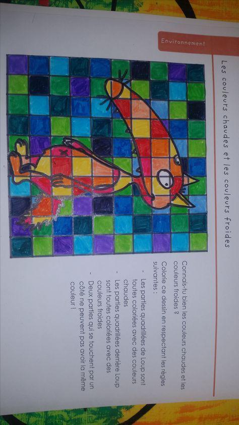 les couleurs chaudes et les couleurs froides | Arts | Art cochon ...
