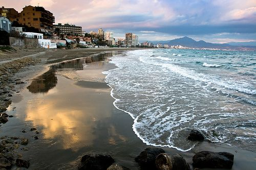 Playa de San Juan, Alicante (Spain)