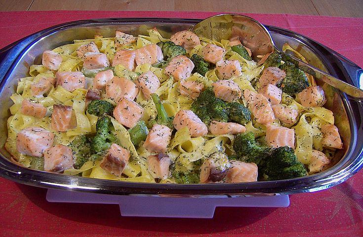 Lachs aus dem Ofen (Rezept mit Bild) von SweetestGirlEver84   Chefkoch.de