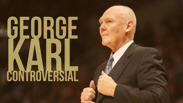 George Karl Controversial - BREAKING NEWS