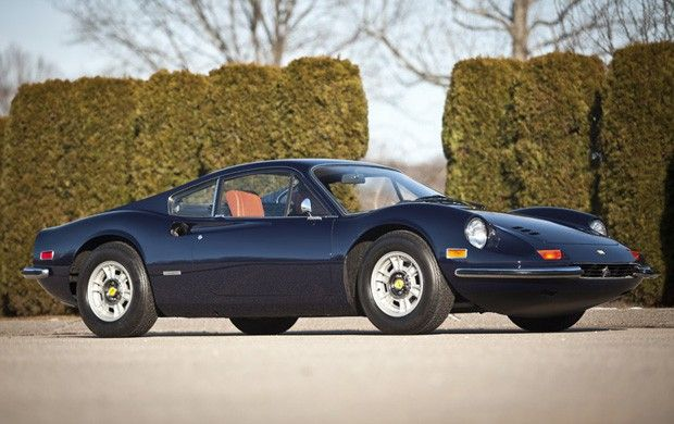 1972 Ferrari Dino 246 GT   Gooding & Company