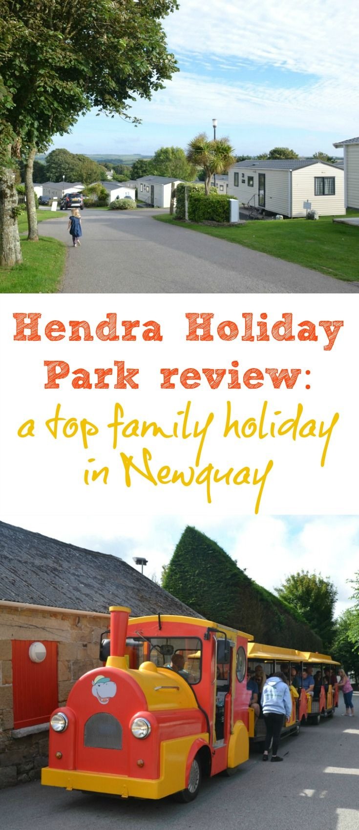 A review of Hendra Holiday Park, Newquay. This award-winning family park is a top place for touring, mobile home and lodge holidays near Cornwall's beaches