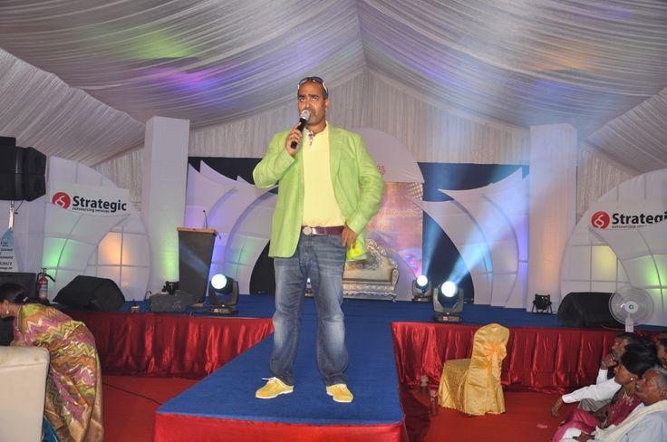 Subhakar Rao at 2013 @ Q 3 Party