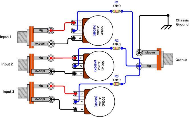 tesla invader 3 potentiometer guide