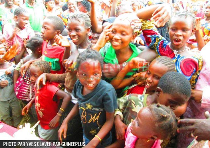 Guinee Forestiere: Ouverture d'un Atelier de formation à Lola