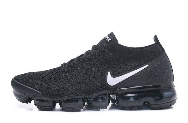 Nike Vapormax 942842 2 Blanc Flyknit Dark Grey Noir 001 Air Unisex Pk8Ow0n
