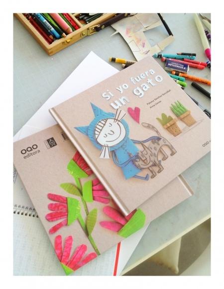Si yo fuera un gato: La Editorial, Último Libros, Anna Llena, Mi Último, Illustrated Books, Fan, Children Book, With The, Out