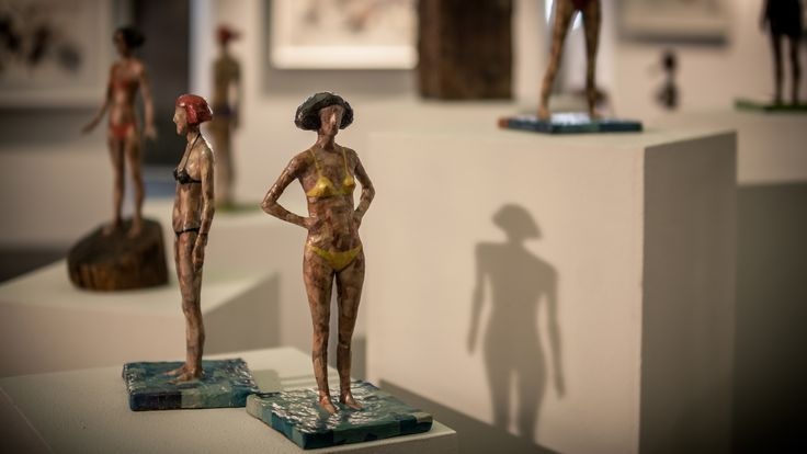 The Consuelo Zatta Bathers Palazzo Ducale Lucca | > September 04 | Lucca #BordersandProspectives