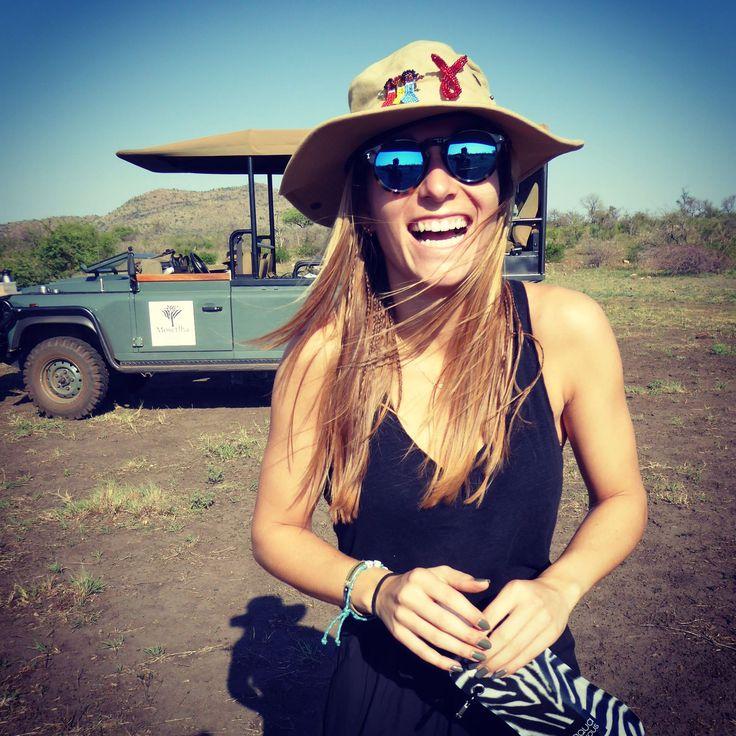 Waterflesje / Aqualicious / Wanderlust / Travel accessoires / Cadeau / Reiziger / Avonturier / Wat geef je mee / Dit geef je mee! / Safari / South-Africa