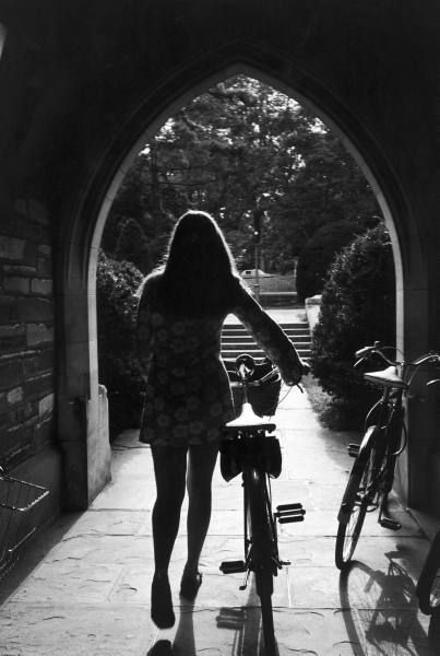 Bicycle Week: Girls + Bikes + Penny Loafers
