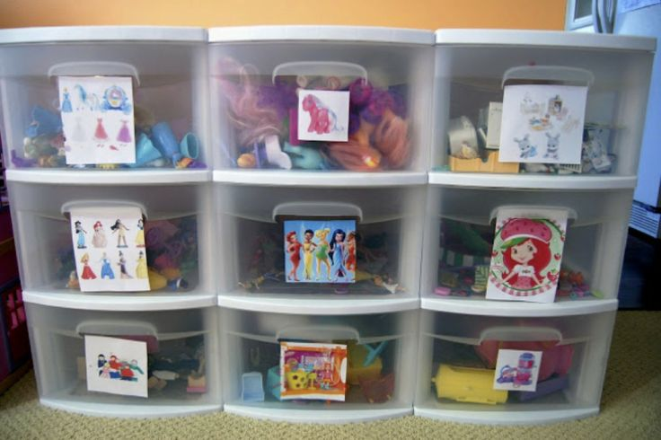 10 Types Of Toy Organizers For Kids Bedrooms And Playrooms: We've Gathered 10 Of The Best Lazy-proof Options For Your