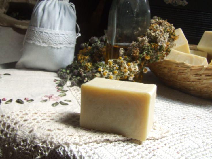 Pravé české mýdlo