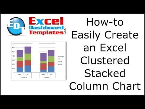 how to create excel dashboard widgets