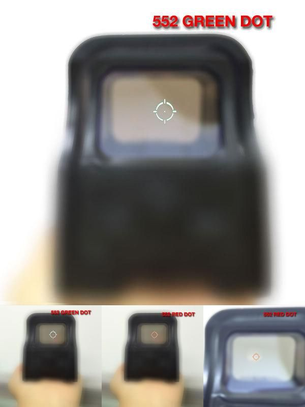 [Visit to Buy] High Quality Holographic sights Red Dot Scope Reflex Collimator Sight AA Batteries For Airsoft RL5-0002 #Advertisement