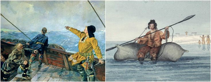 The Viking who colonised Vinland then battled over the Canadian coastline