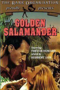 16mm Feature Movie GOLDEN SALAMANDER Trevor Howard 1950 Anouk Aimee UK Film Noir