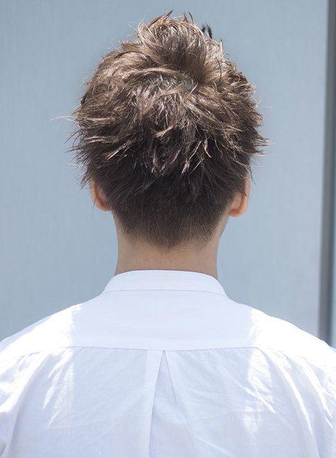 ジェットモヒカン!アフロートアレンジ(髪型メンズ)