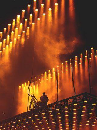 concierto de Kanye West iPhone 5 | Fondos para iPhone