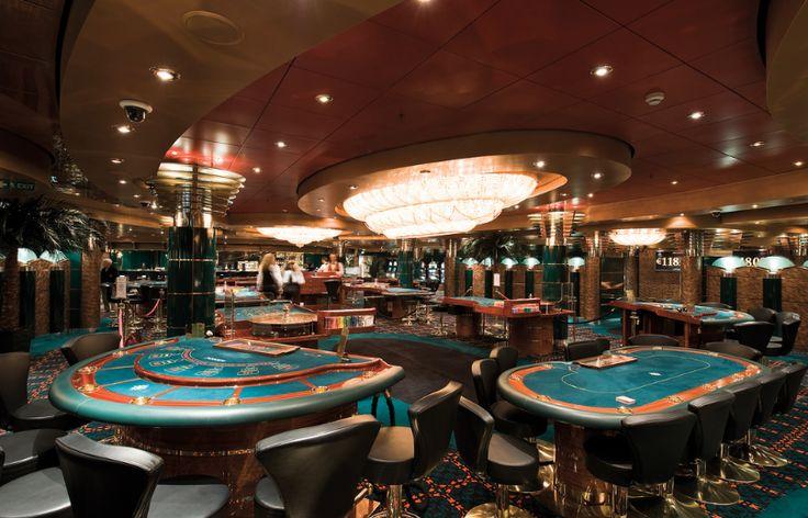 Casino a bordo del #MSCOrchestra