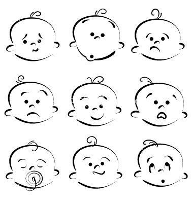 more facial expressions