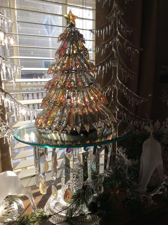 Swarovski And Austrian Crystal Tree Reduced Price From