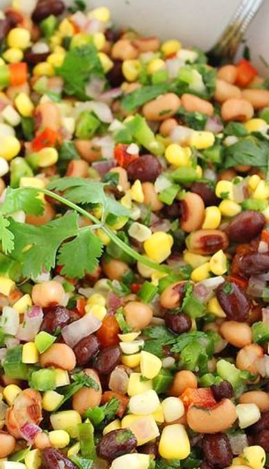 Texas Caviar | My Southern Comfort Food | Pinterest | Posts, Beans and ...