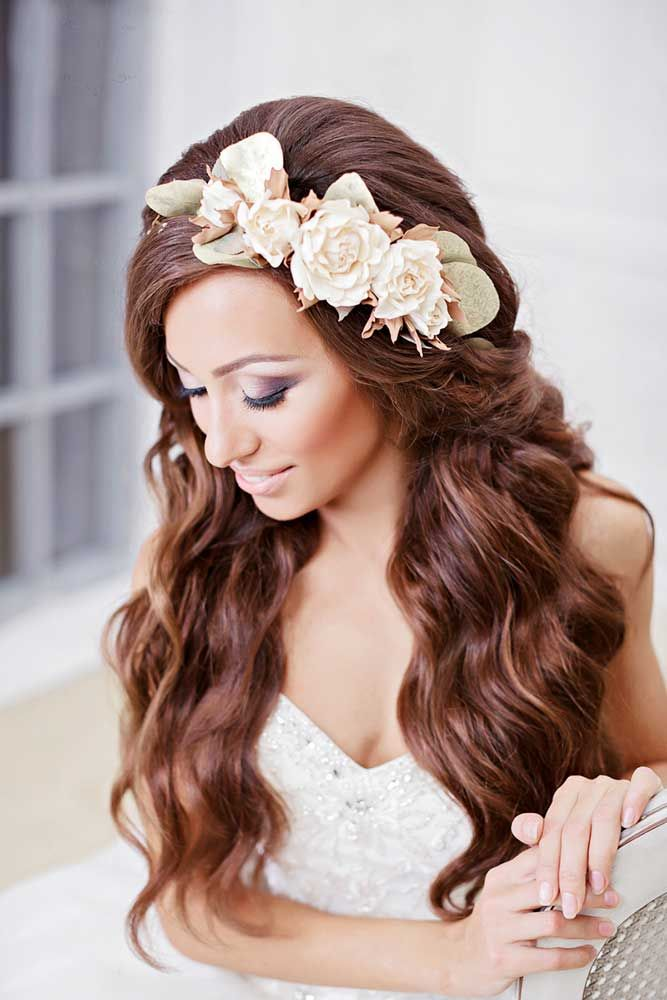 Hairstyles For A Summer Wedding : 112 best images about wedding hairstyle inspiration on pinterest