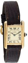 Cartier Tank Must de Cartier Watch