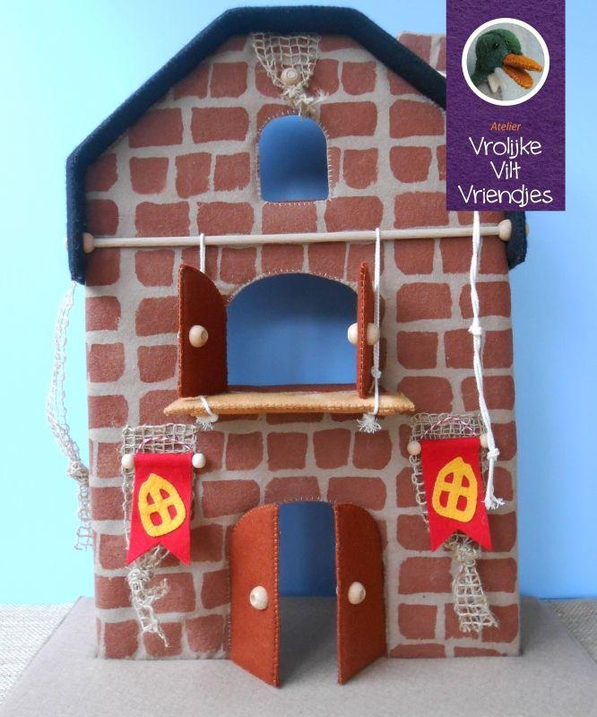 Sinterklaas pakhuis