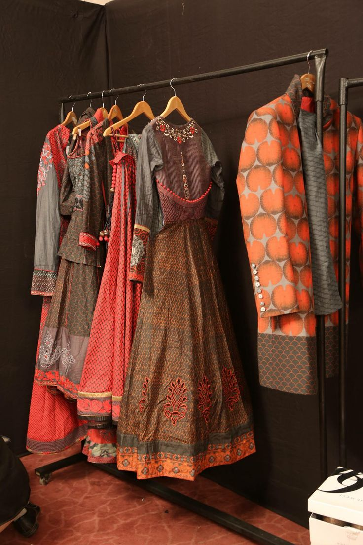 The gorgeous outfits that you'll be getting to see on the WIFW ramp, very soon!