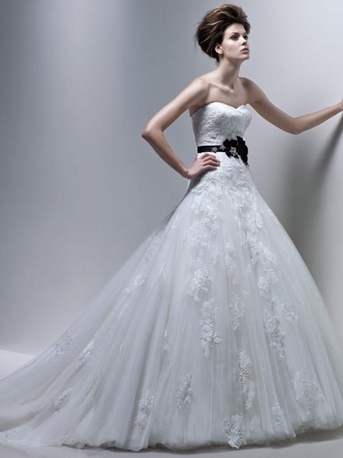 Nice Lace Mermaid Wedding Dress DEN