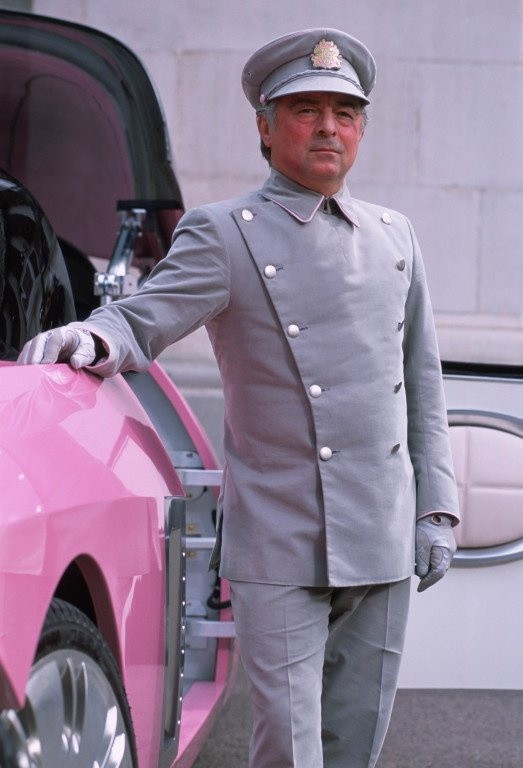 Thunderbirds (2004)  Ron Cook as Parker