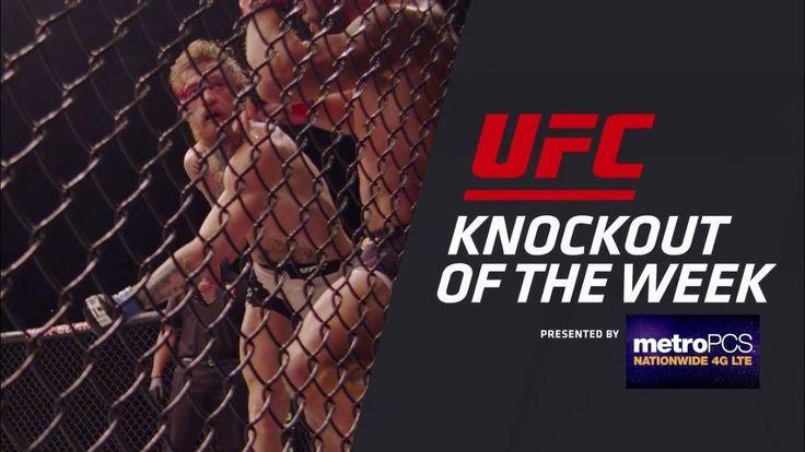 KO of the Week: Rashad Evans vs Chuck Liddell
