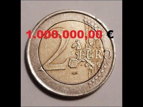 2 Euro Fehlpr 228 Gung 1 000 000 00 Youtube Sisustus
