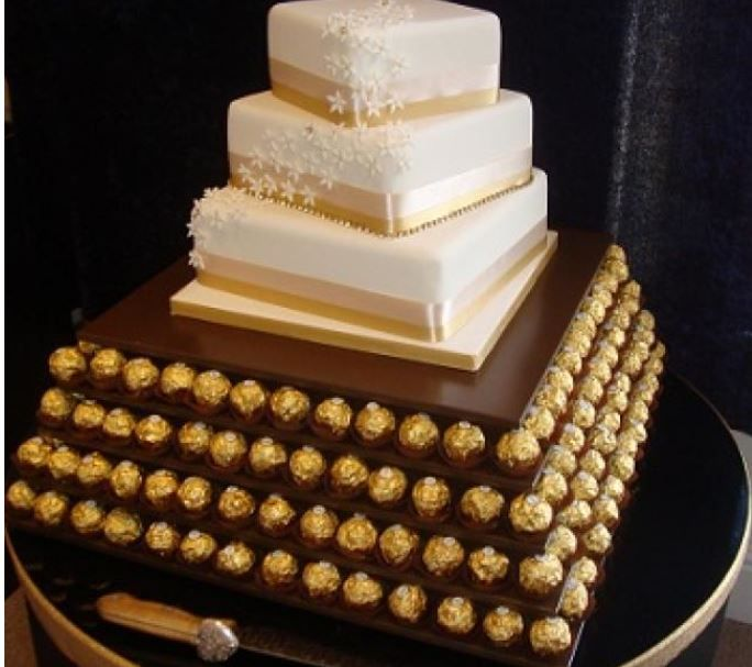 wedding cake stand hire birmingham 40 best ferrero rocher images on ferrero 25616