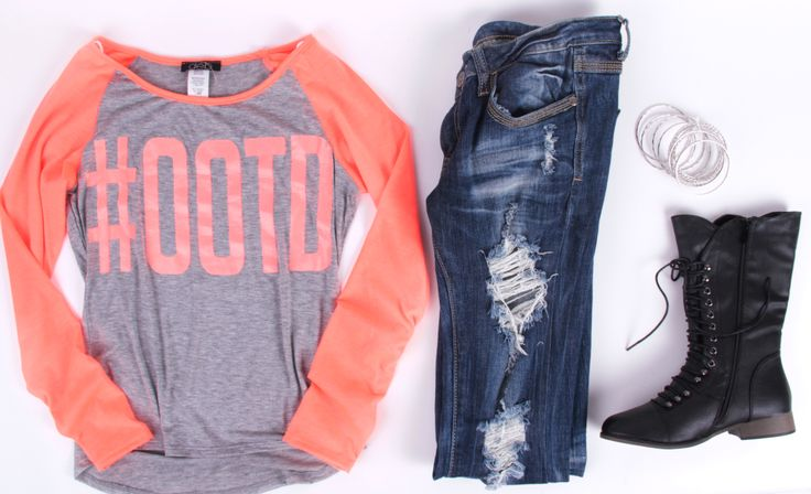 Here's our #ootd  - Deb Shops