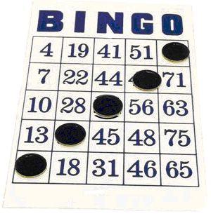 travel bingo how to play