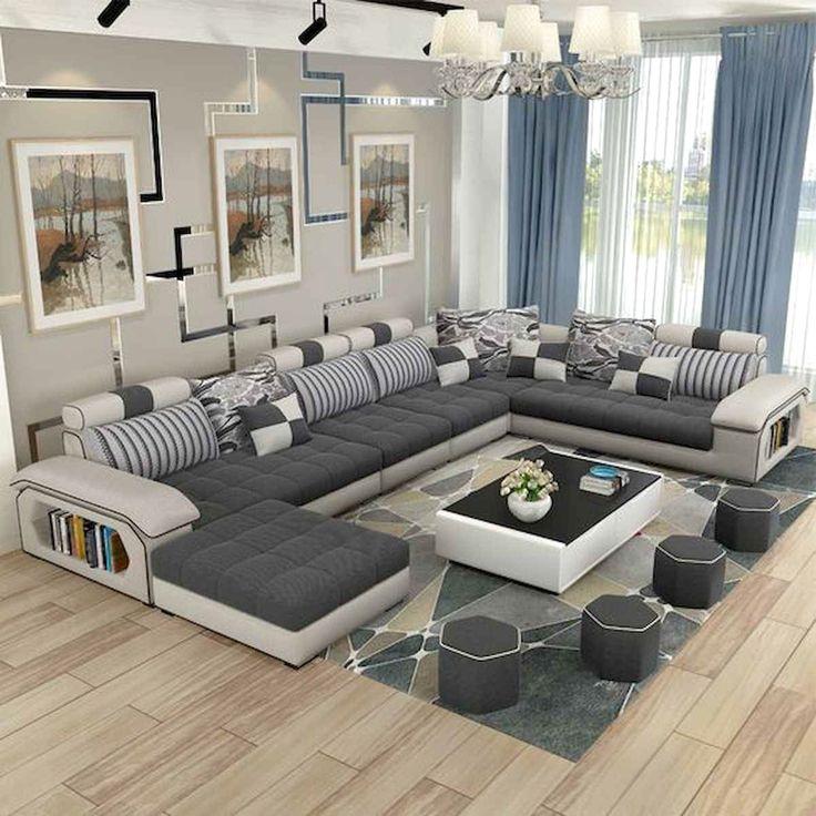 57 Favourite Modern Farmhouse Living Room Decor Ideas And ...