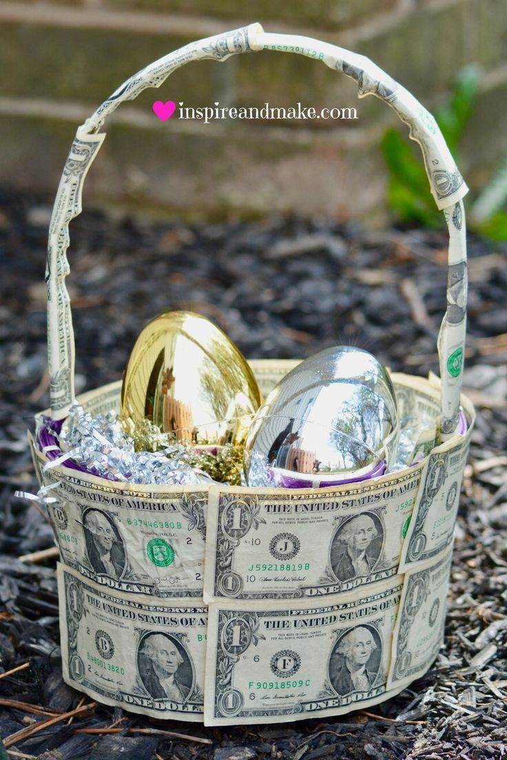 7 Ways To Create A Unique Money Gift Basket Holiday Fun