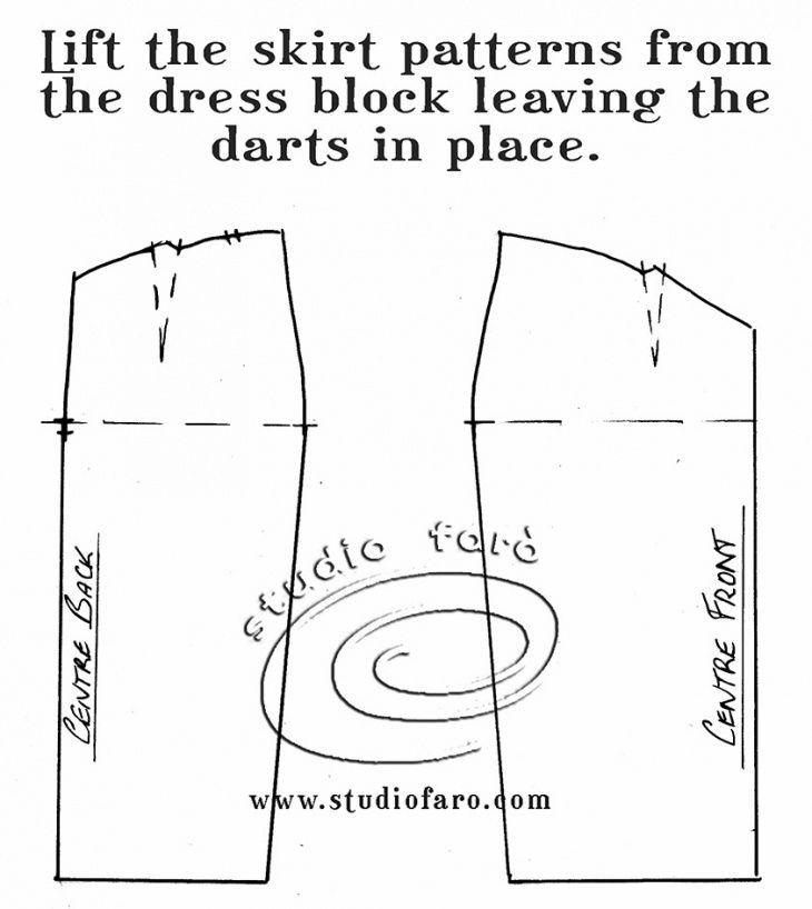 Motivo bei vestiti 1950