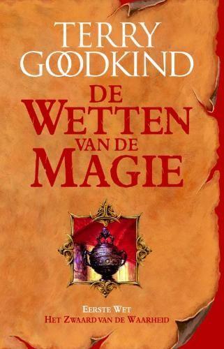 Wetten van de magie – Terry Goodkind