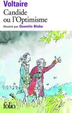 Voltaire - Candide ou l'Optimisme