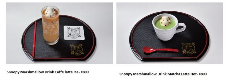 Snoopy Chaya(Snoopy Tea house) in Kyoto - All the way to Japan