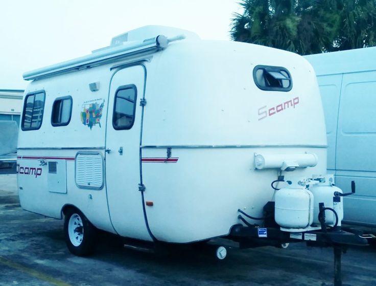 Lightweight Fiberglass Tiny House trailer 16′ – don't need a truck!